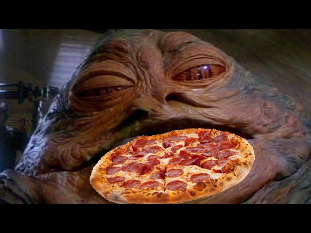 PIZZA THE HUTT - Hide and Seek