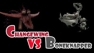 Changewing vs Boneknapper