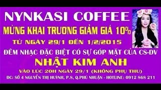 Nhat Kim Anh Offline Party Show 01/02/2015 making by Nhac Hot Top VN