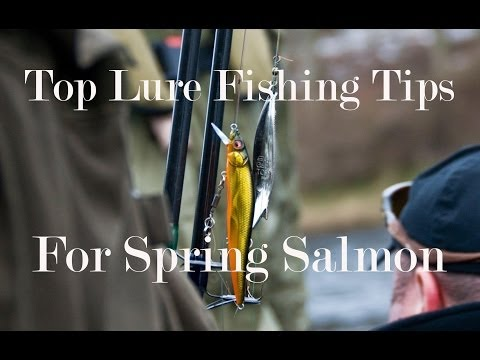 River Tay Ghillies Top Tips for catching Spring Salmon.