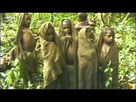 Impresionante reacción de tribu al primer contacto con la civilización