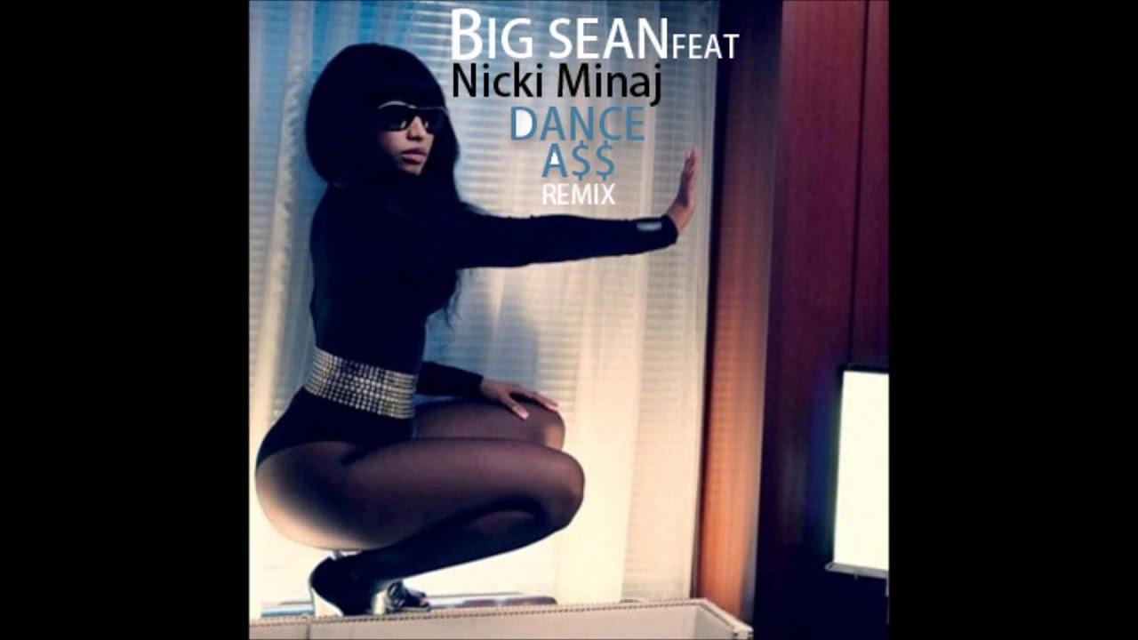 big sean ft nicki minaj a$$ lyrics