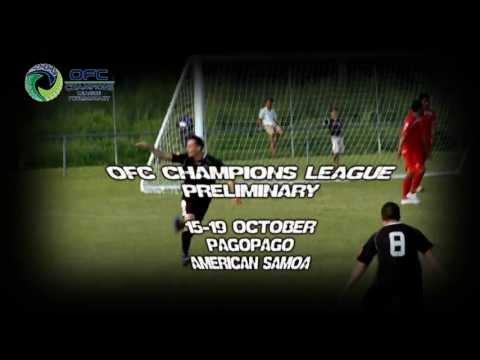 2013 OFC Champions League Preliminary Promo