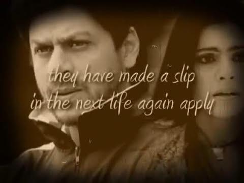 Kajol Love ShahRukh Khan In Reality?????