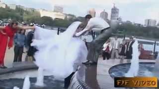 Неудачи на свадьбе, приколы wedding fails compilation