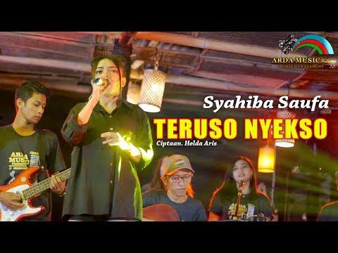 Download SYAHIBA SAUFA - TERUSO NYEKSO    Mp4 baru