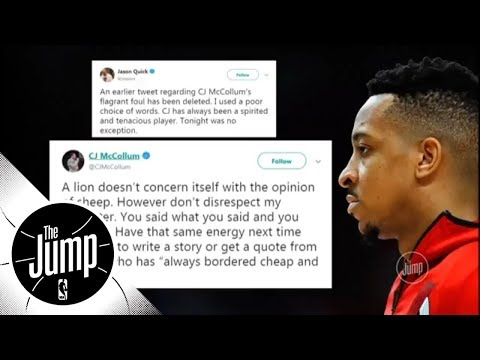Where do Trail Blazers go after getting swept by Pelicans in first round? | The Jump | ESPN