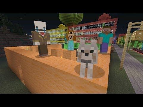 Minecraft Xbox Big Board Game 201