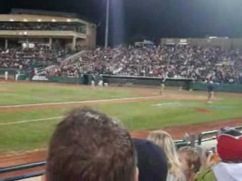 Colorado Springs Sky Sox vs. Salt Lake Bees July 3rd, 2009 Part 2 of 2 Video