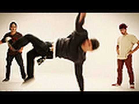 Dance Studio Choreography: B-boys & B-girls video