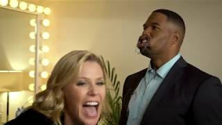 #CloseTalker with Michael Strahan Episode 3 featuring Julie Bowen | Close Talker