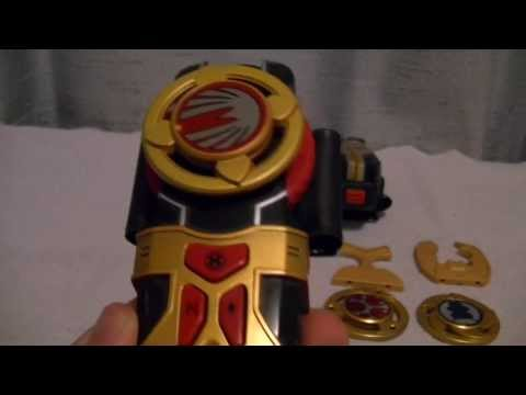 Review | Wind & Thunder Morphers from Power Rangers Ninja Storm