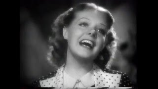 ALICE FAYE                 'You turned the tables on me'.