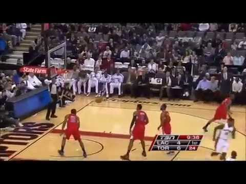 Demar Derozan Mix Toronto Raptors 2011 HD