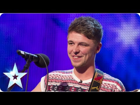 Jordan O'keefe Sings One Direction's 'little Things' - Week 2 Auditions | Britain's Got Talent 2013 video