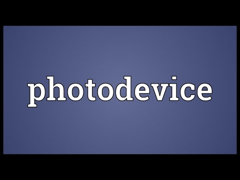 Header of Photodevice