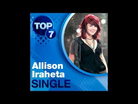 Allison Iraheta - Hot Stuff (Studio)