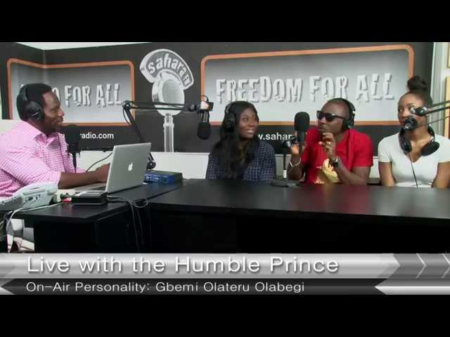 LWHP with Gbemi Olateru, Tope Esan and Chinyere Adogu   Part 1
