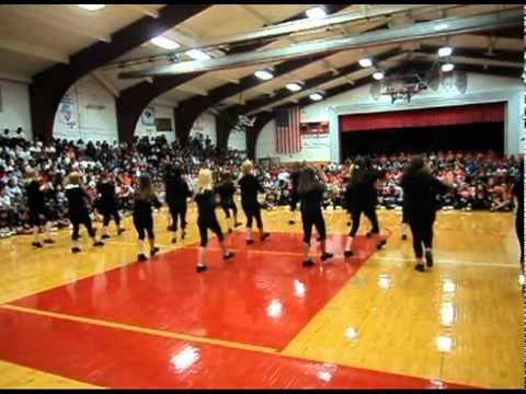 Bremen High School Homecoming Assembly 2010