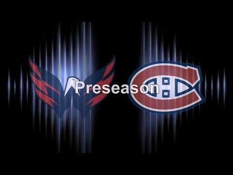 Монреаль – Вашингтон (21.09.17) Предсезонный турнир, Обзор матча....