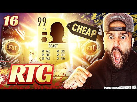 OMG I LOVE THIS BEAST CARD!! #FIFA20 Ultimate Team Road To Glory #16