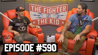 The Fighter and The Kid - Episode 590: Josh Wolf