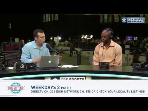 Gottlieb: Reggie Wayne talks Julio Jones