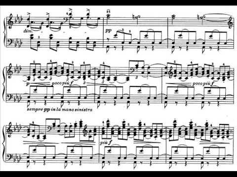 Tchaikovsky   18 Morceaux, Op. 72 - No. 2. Berceuse