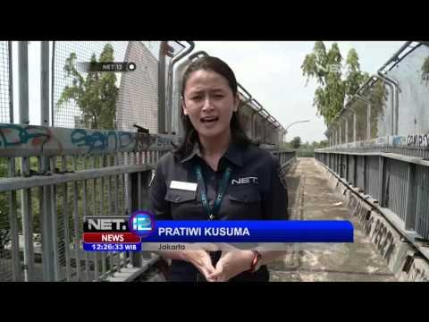 Seorang Perempuan Diperkosa di Jembatan Penyeberangan Kawasan Lebak Bulus - NET12