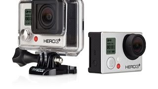 GoPro HD HERO3+ Silver Edition. Review.Unboxing. Распаковка и обзор.