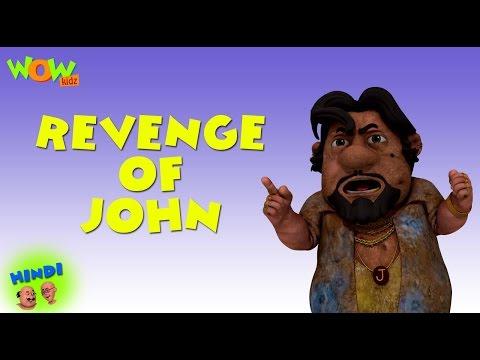 Revenge of John - Motu Patlu in Hindi WITH ENGLISH, SPANISH & FRENCH SUBTITLES