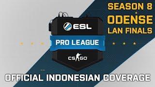 Astralis vs Liquid GRAND FINALS - ESL Pro League Season 8 Odense LIVE! Indonesian Coverage