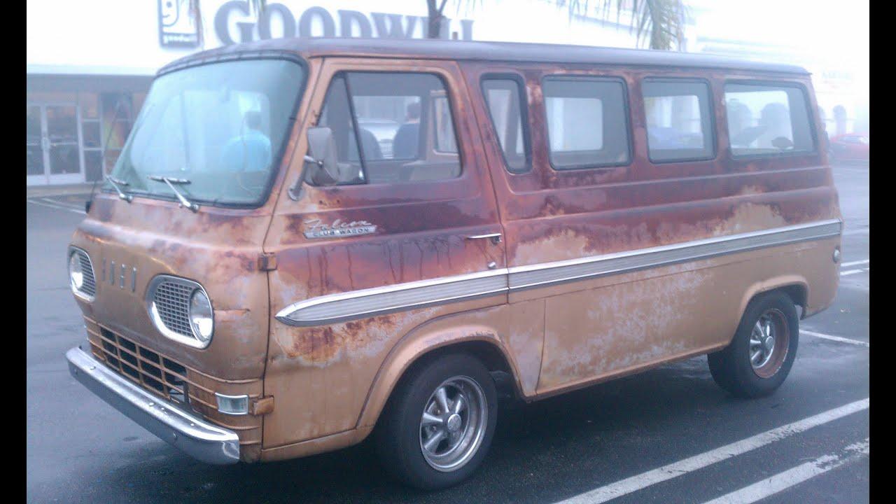 Ford Falcon Club Wagon 1964 Youtube