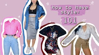 how to have style while balling on a budget