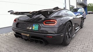 BEST OF KOENIGSEGG SOUNDS! ONE:1, REGERA, AGERA R, RSN & MORE!