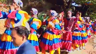Kumauni Folk Dance ।। Chhaliya Dance ।। HD