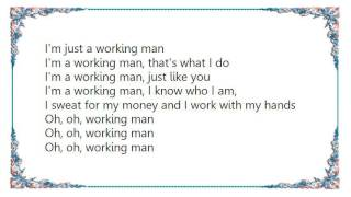 Watch Glenn Frey Working Man video