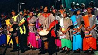 Soweto Gospel Choir - I bid you goodnight