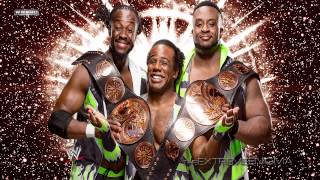 "2015: The New Day 2nd WWE Theme Song ""New Day, New Way"" (With Big E Quote)"