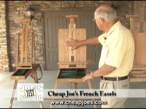 French Easel Plans Free