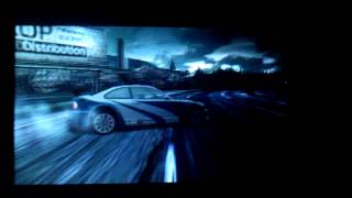 Xperia Tipo - NFS Most Wanted