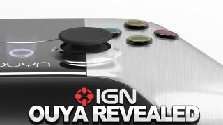 IGN News - The Ouya Unveiled