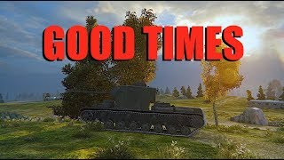 WOT - Let The Good Times Roll | World of Tanks