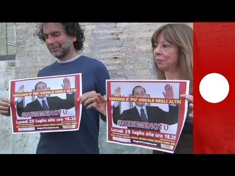 Berlusconi's conviction appeal could create waves for Letta government