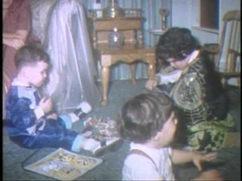 Leon Salter 8 mm films, 1960s
