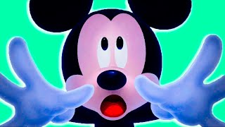 Disney Mickey Mouse Clubhouse Full Gameplay Walkthrough Castle of Illusion English 2015