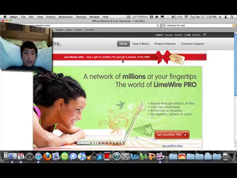 limewire on mac for free