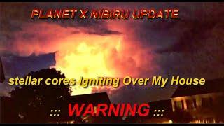 "Planet X Nibiru / Father's Plasma Exhibit 'Stars Fallen"" OMG!"
