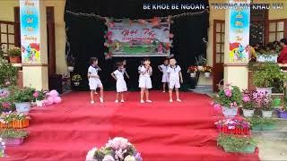 Bé Khỏe Bé Ngoan - Trường Mầm Non Khâu Vai [4K VIDEO]