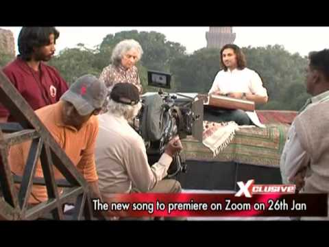 Phir Mile Sur Mera Tumhara recreated by Zoom